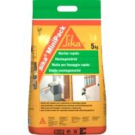 Sika® MiniPack – rýchlo tuhnúca malta