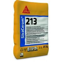 SikaCeram®-213 - cementové flexibilné lepidlo na dlažby pre terasy, kúpeľne, balkóny