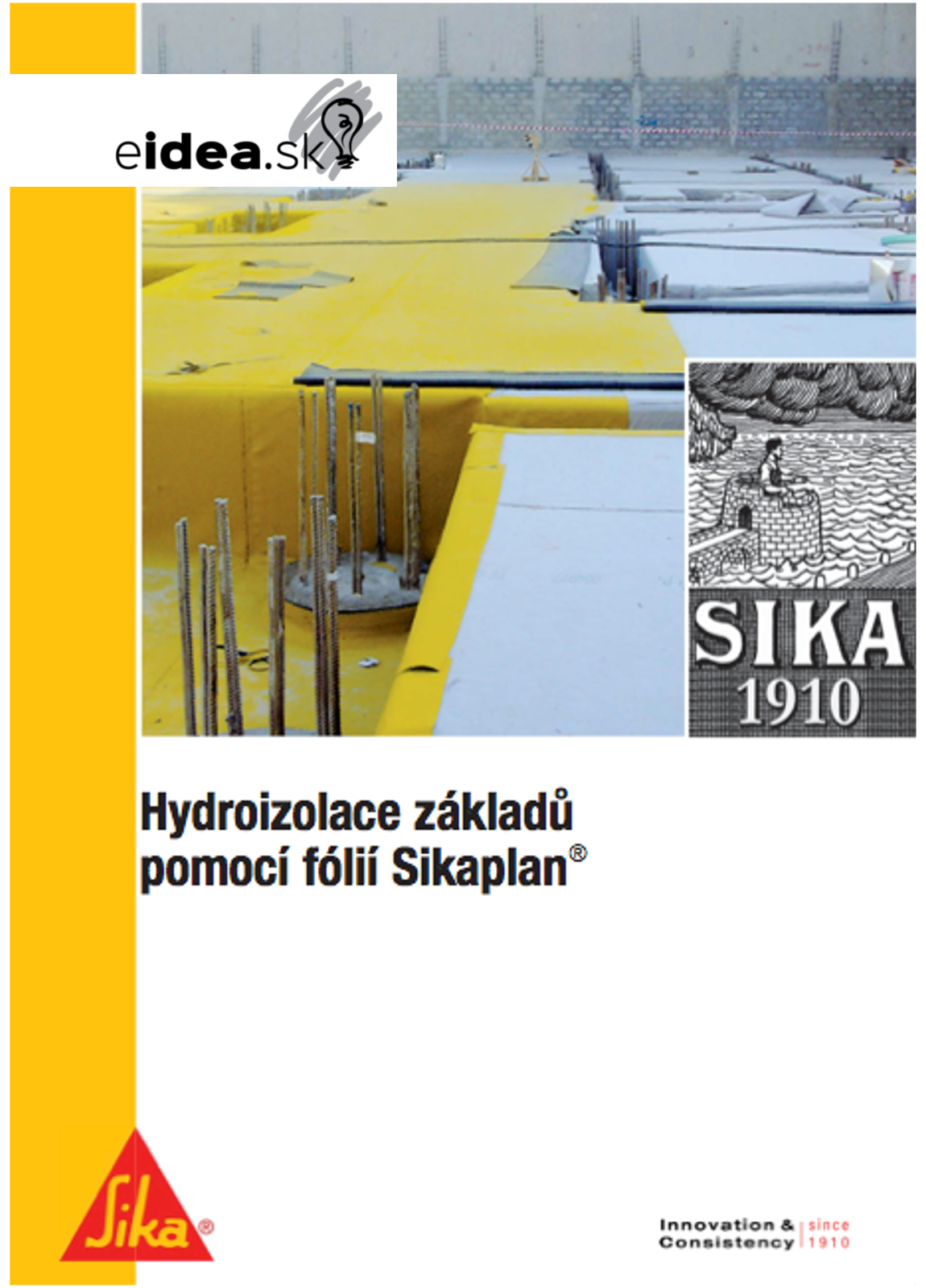 Katalog Hydroizolacie