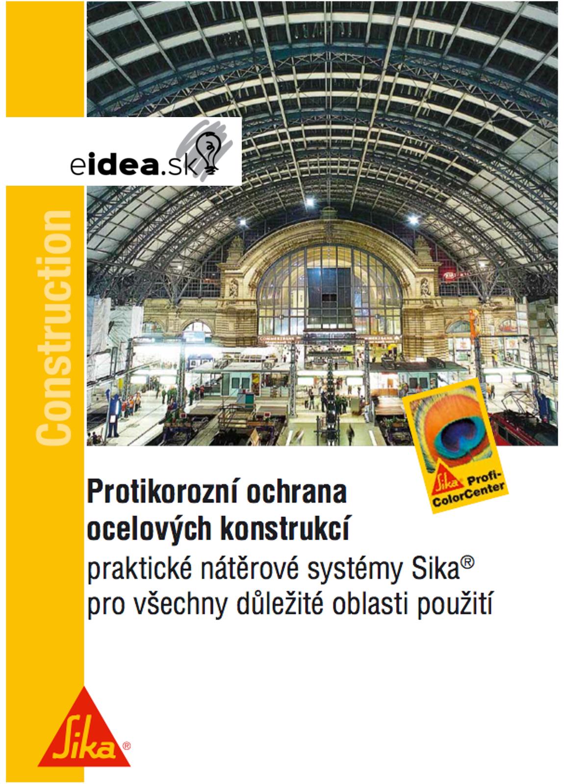 Katalog ochrana ocele