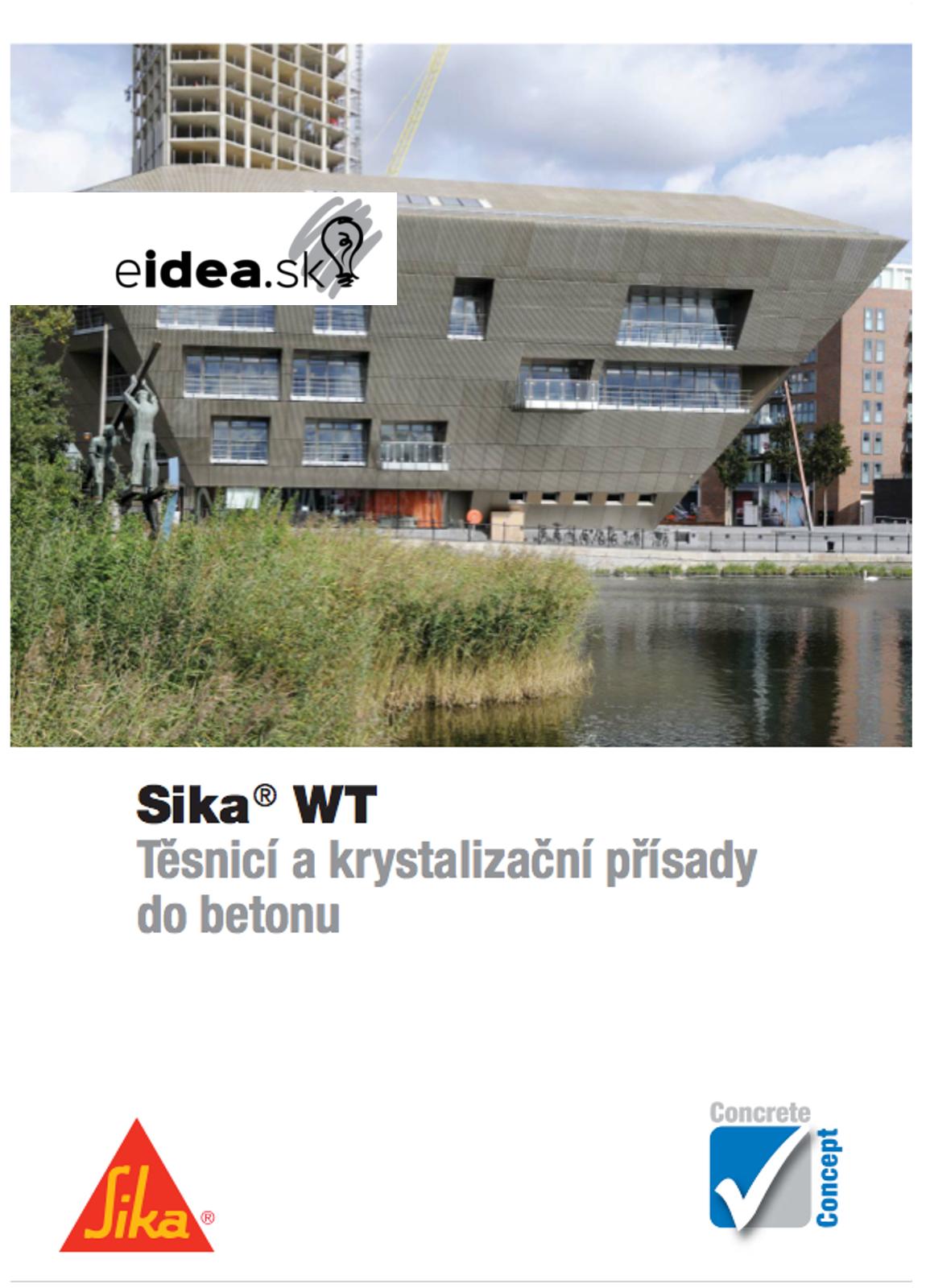Katalog SikaWT