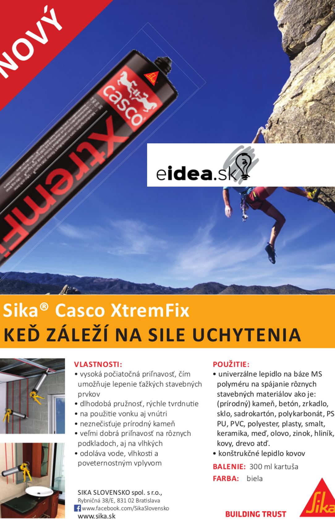 SikaCasco Extrem Fix